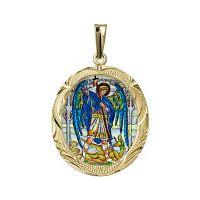 Archanděl Michael velký medailon