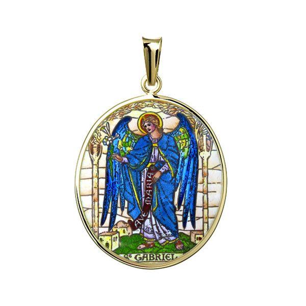 381H-Archangel-Gabriel-Medal
