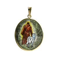 František Serafinský největší madonka