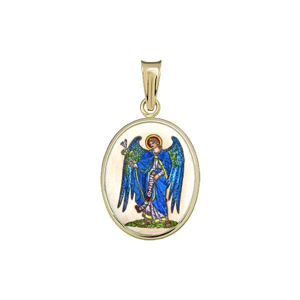 181H Archangel Gabriel Medal