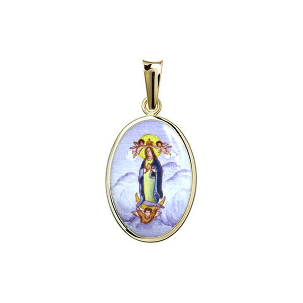 452H Assumption of the Blessed Virgin Mary Medal