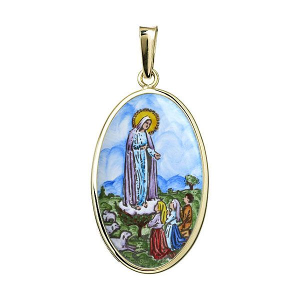 576H Our Lady of the Holy Rosary