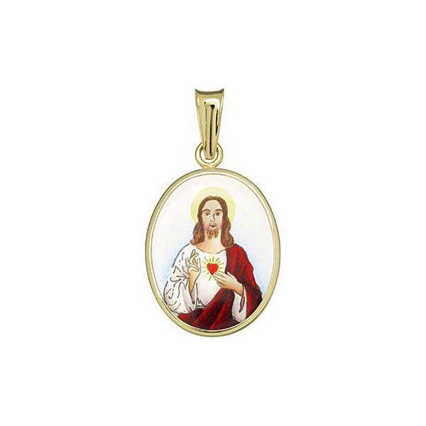 145H Sacred Heart of Jesus Medal