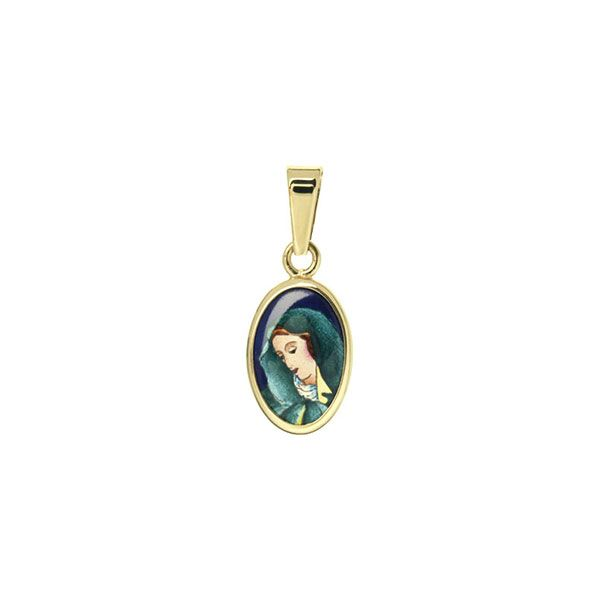 Sorrowful Mother medal