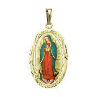 Panna Maria Guadalupská největší medailon