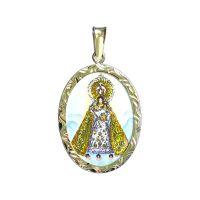 Panna Maria z Manaoag velký medailon