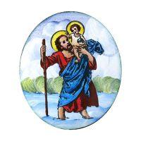 Polotovar 336 Svatý Kryštof patron řidičů