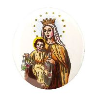 Polotovar 346 Panna Maria Karmelská