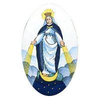 Polotovar 572 Panna Marie Zázračná