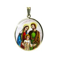 301H Holy Family Medal
