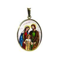 Svatá rodina velký medailonek