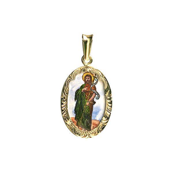 408R St. John the Baptist Medallion