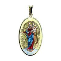 Panna Maria Svatohostýnská největší medailon