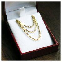 1545 gold chain 45 cm