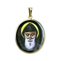 Svatý Šarbel Machlúf madonka