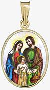 Madonka Svatá Rodina Ježíše Krista