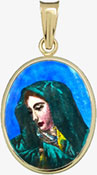Madonka Panny Marie Sedmibolestné
