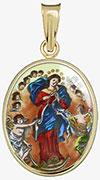 Panna Maria rozvazující uzly madonka, patronka manželství
