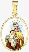 Madonka Panny Marie Karmelské
