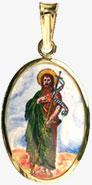 Madonka svatého Jana Křtitele