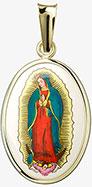 Madonka Panny Marie Guadalupské