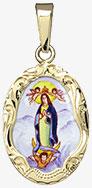 Nanebevstoupení Panny Marie madonka