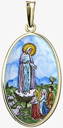 Madonka Panny Marie Fátimské